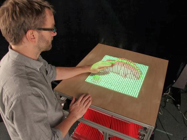 2D, 3D – дисплеи, а что будет дальше?