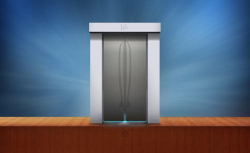 Кейс: Креатив в лифтах, как?