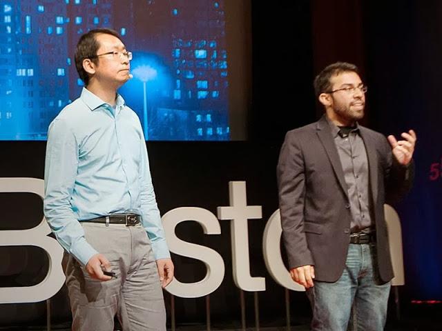 TED Видео: Мышь. Луч лазера. Манипуляции памятью.