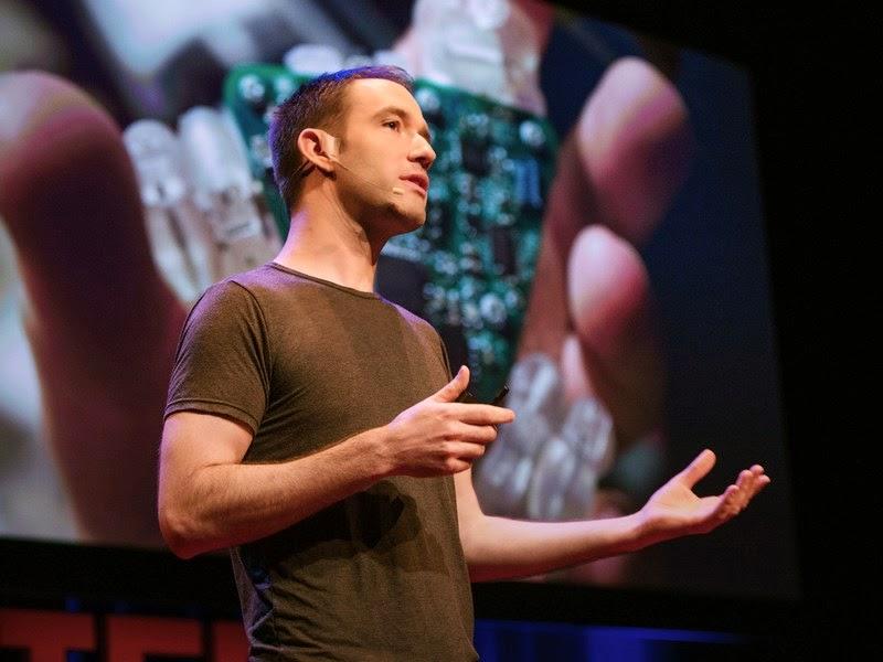TED Видео: Лучший компьютерный интерфейс? Возможно, это… ваши руки