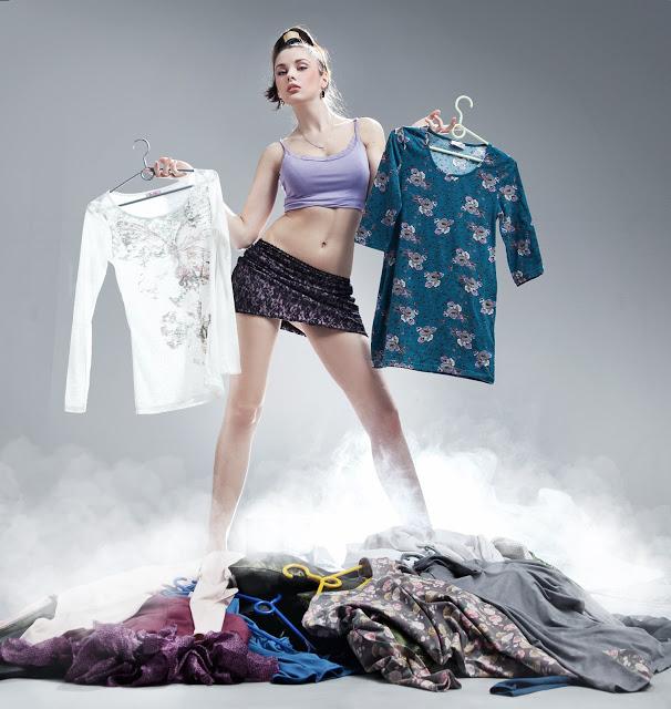 Как должна одеваться женщина?