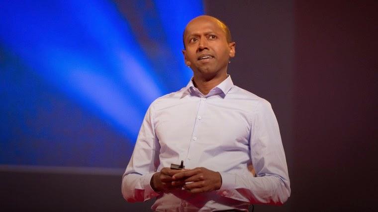 TED Видео: Креативное решение проблем в условиях крайних ограничений.