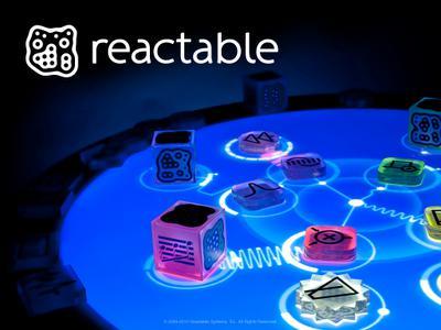 Reactable – музыкальный инструмент будущего.