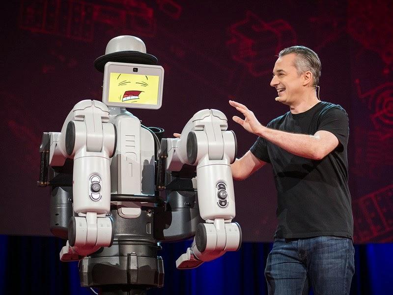 TED Видео: Возможно, лучшее в мире представление робота