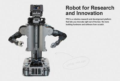 Открытые инновации в робототехнике.
