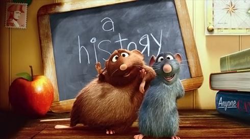 Мультфильм: Твой друг – крыса.