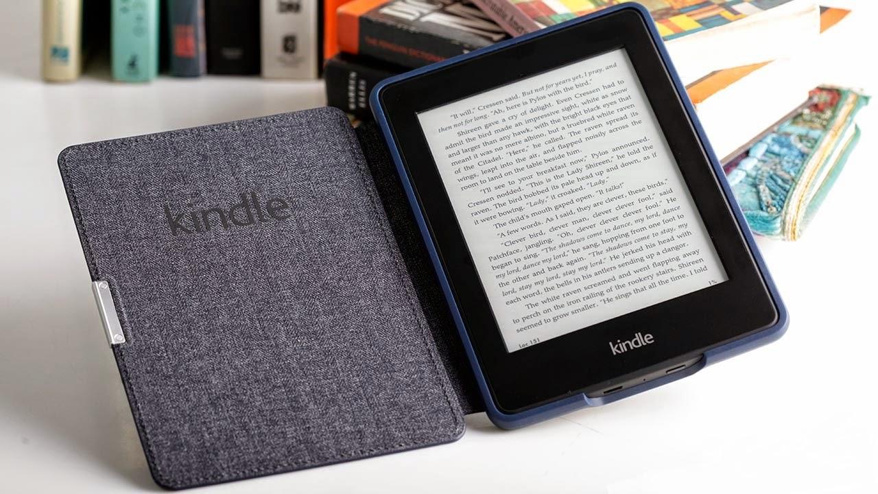 Kindle. Как закачать заметки в отдельный файл или Evernote.