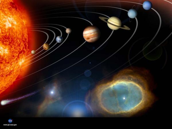 Как запомнить планеты солнечной системы.