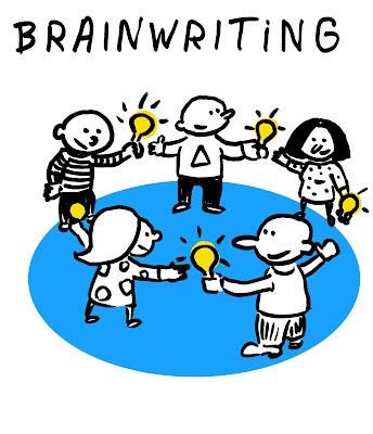 Brainwriting, как получить 108 идей за 30 минут.